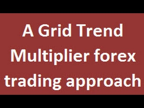 My personal Forex Grid Trend Trading Strategy using grid Gaps for Forex trading success