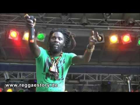 Jah Bouks - 4/4 - Angola - Reggae Jam 2014