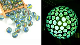 Download Marble lamp 5-minute crafts Easy Crafts Ideas Video