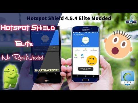 😎Get Hotspot Shield Elite 😜 MODDED APK FOR ANDROID VPN PROY 2017 👍🏻  SMARTHACKSPOT