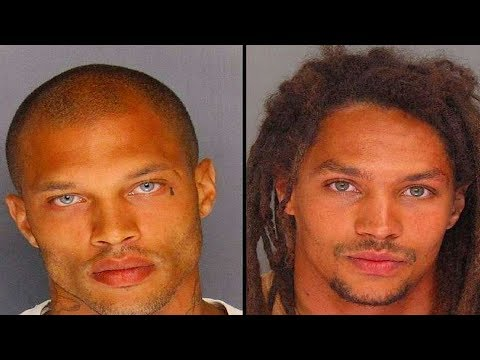 Top 10 MUGSHOTS that made People FAMOUS!!