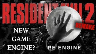 Resident Evil 2 Remake | New RE Game Engine | CHANGES ARE COMING