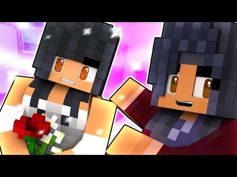 Aphmau The Bride! | MyStreet Minecraft Roleplay | New Years Party E2