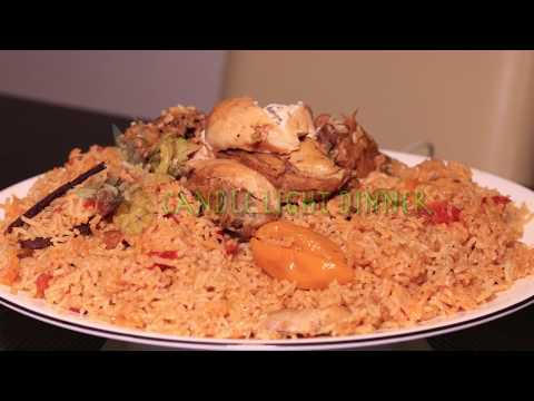 BEST/ EASY ARABIC TRADITIONAL CHICKEN  KABSA RECIPE