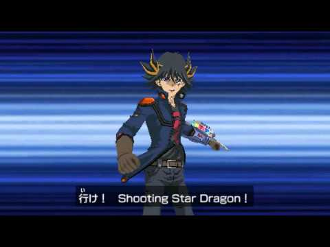 Yu-Gi-Oh! 5D's Tag Force 6 JP Story Character Synchro Summon Chant