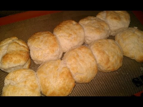 Fluffy Southern Biscuits!