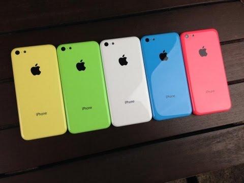 iPhone 5s, 5c  Launching | 20 Sept 2013
