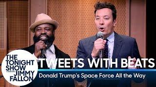 Tweets with Beats: Donald Trump