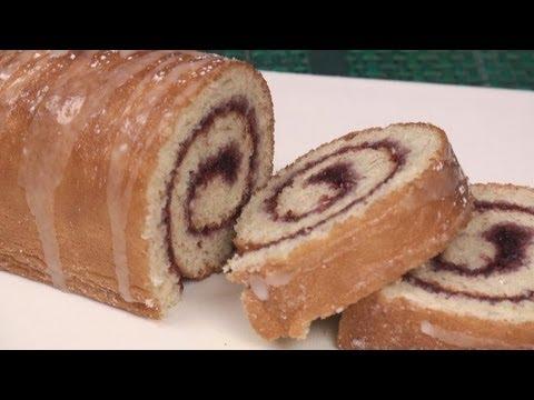Swiss Roll (Jelly Roll) Recipe