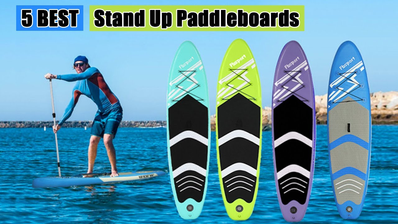 Standup Paddle Board | 5 Best Stand Up Paddleboards in 2021 | Buying Guide