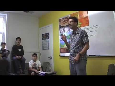 Teaching Strategies for Childrens Church (Short)