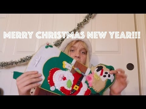 Christmas Haul 2017! Even though it's 2018! ;)