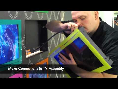 Flatscreen TV | 2-Minute Installation | Hydra Waterproof Television | Seura