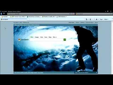 Internet Explorer 8 - Easier Browsing