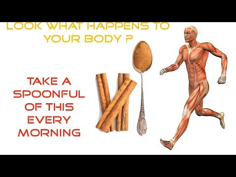 Take a Spoonful of THIS Every Morning, and Look What Happens To Your Body in 45 MINUTES