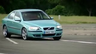 Volvo S60R car review - Top Gear - BBC