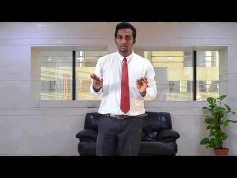 Video Resume/CV for Sales Job in Reckitt Benckiser | Pranav P Pillai | FORE School of Management