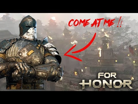 For Honor - Warden Brawls
