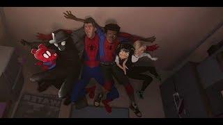 Download SPIDER-MAN INTO THE SPIDER-VERSE / SPIDERMAN UN NUEVO UNIVERSO / RESEÑA Video