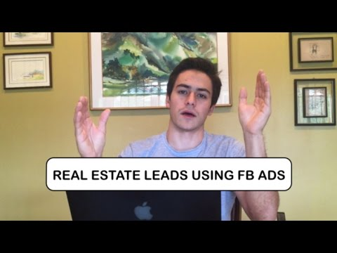 How To Generate Real Estate Leads Using Facebook Ads | AskEstebanGomez #61