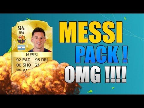 MESI U PEKU/MESSI IN A PACK!!/ FIFA 15 NEW SEASON