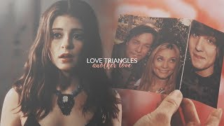 Love triangles | Another love