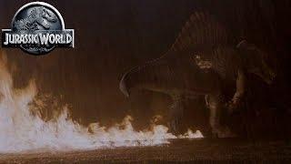 Download Jurassic World Spinosaurus - Hybrid Dinosaurs - Jurassic Park Ingen Video