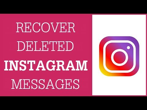 Recover Instagram Message - How To Recover Deleted Message In Instagram 2018 {Android & iOS}}