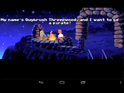 Monkey Island 1 ScummVM Android