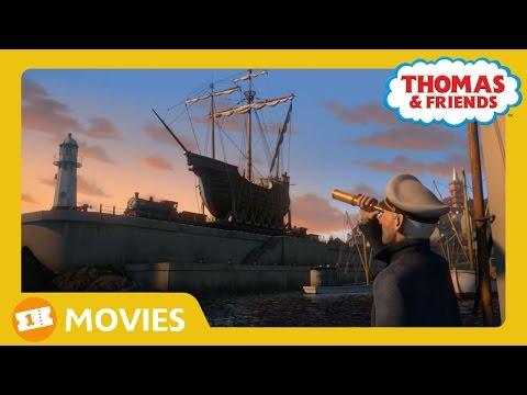 Sodor's Legend Of The Lost Treasure | Thomas & Friends