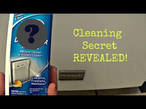 How To Maintain Your Dishwasher | DIY SECRET REVEALED