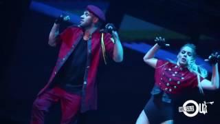 Daddy Yankee y Nicky Jam Los Cangris Choliseo 3 de Diciembre