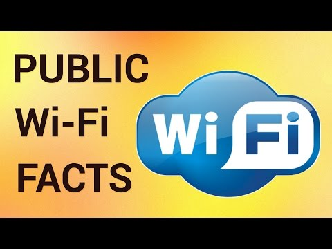5 Things You Didn't Know About Public Wi-Fi