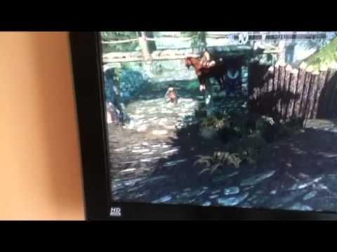 Skyrim, flying horse part 2
