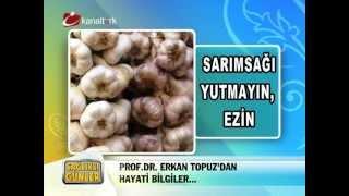 Dr. Ender Saraç - Sarımsak Uzun Ömrün Sırrıdır