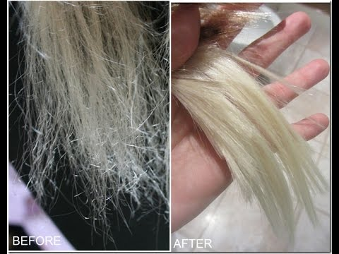 How to repair VERY damaged hair! :)