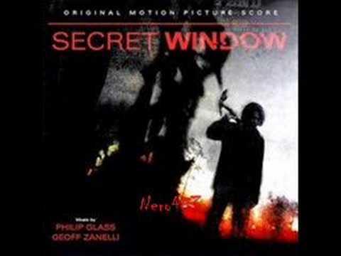 Secret Window Soundtrack (Main Titles)