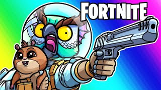 Fortnite Creative Mode - Raging in a COD Map! (Funny Moments and Fails)