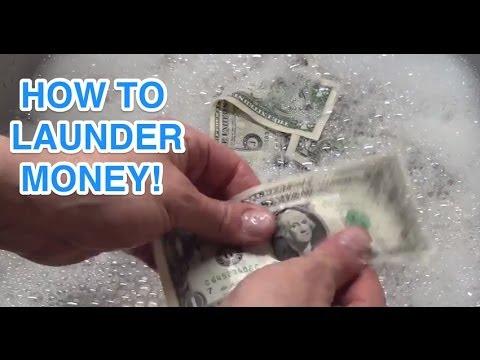 How to Launder Money!