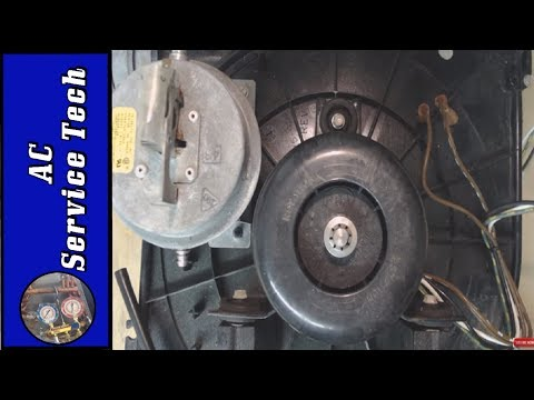 Furnace Inducer Motor Troubleshooting! Top 8 Problems!