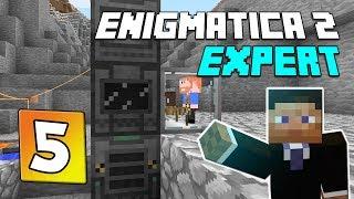 Enigmatica 2: Expert Mode - EP 23 | ME Controller & Metal Press