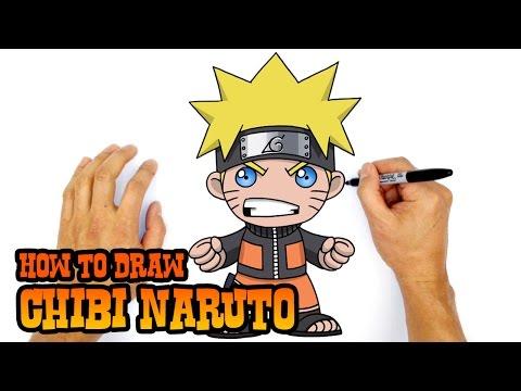 How to Draw Naruto | Naruto Shippuden