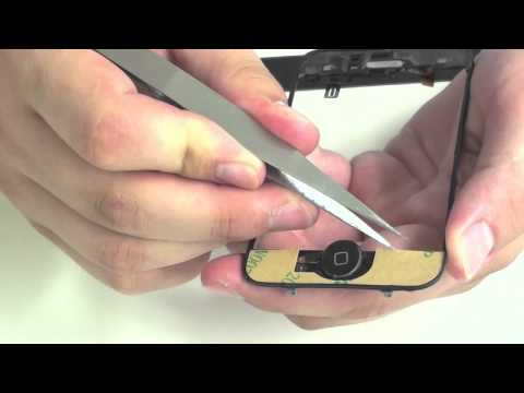 iPhone 3GS Screen Digitizer Installation