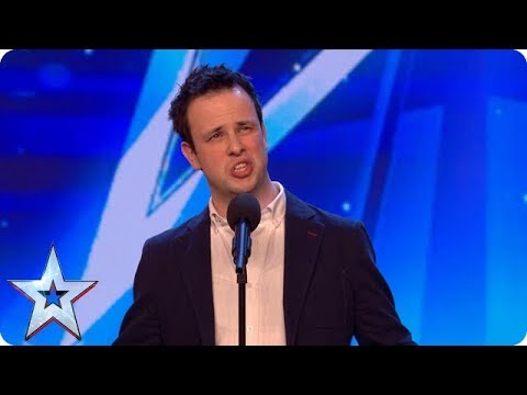 From supermarket to the stage: Meet singing SENSATION Ronan Busfield! | Auditions | BGT 2018