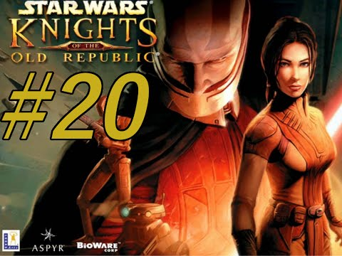 Star Wars Knights Of The Old Republic #20 - Getting Our Lightsaber!