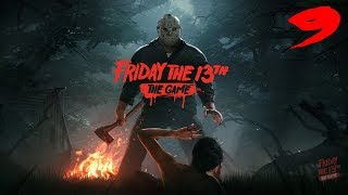 The FGN Crew Plays: Friday the 13th The Game #9 - Ring around the Jarvis (PC)