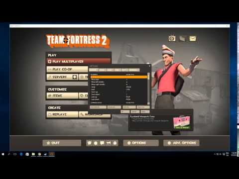 How To Enable Voice in game In TF2