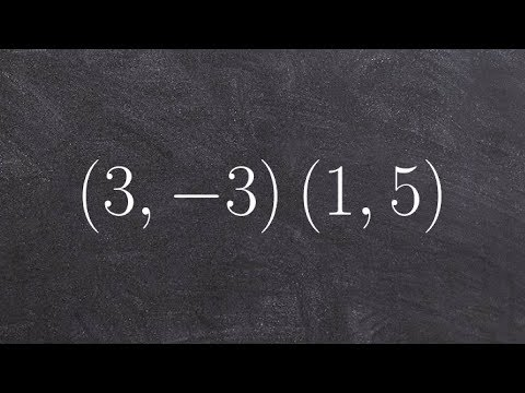 Conics given the endpoints of a circle find the equation