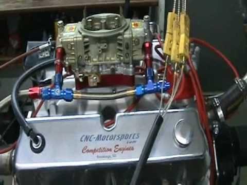 Ford Mustang 347 Stroker Motor 531 Horsepower