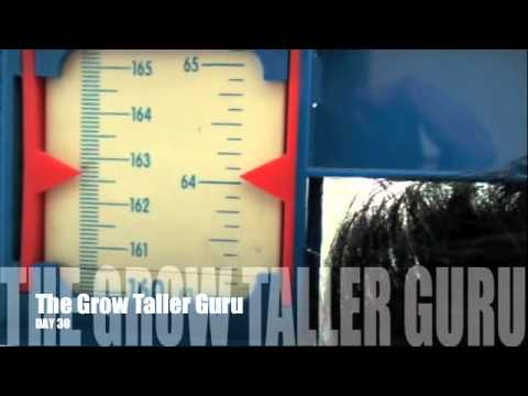 How To Grow Taller For Teenagers - Day 30 of Michael's Transformation